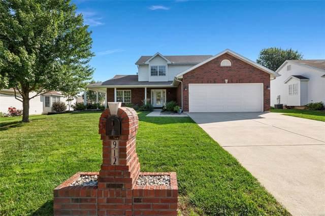 912 Kimberly Lane, Waterloo, IL 62298 (#19067177) :: Hartmann Realtors Inc.