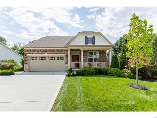 102 Wilmer Valley Drive, Wentzville, MO 63385 (#19067222) :: Holden Realty Group - RE/MAX Preferred