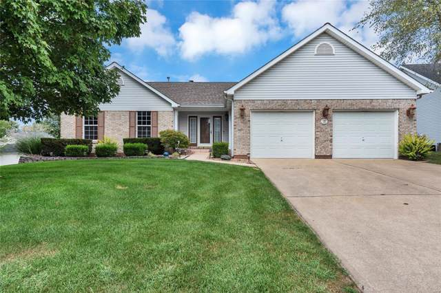 546 Spring Meadow Drive, Wentzville, MO 63385 (#19067243) :: The Kathy Helbig Group