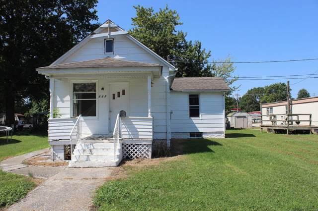 207 Water Street, STAUNTON, IL 62088 (#19067295) :: Clarity Street Realty