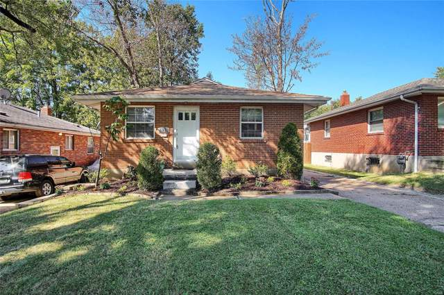 1219 Watts Avenue, St Louis, MO 63130 (#19067332) :: The Kathy Helbig Group