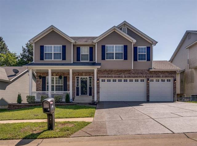 1032 Mystic Valley Court, Imperial, MO 63052 (#19067348) :: Peter Lu Team
