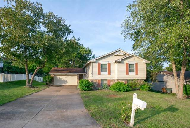 20 Galaxy, Saint Peters, MO 63376 (#19067363) :: Clarity Street Realty