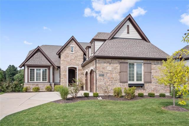 12725 Creekside View Drive, St Louis, MO 63141 (#19067423) :: Kelly Hager Group | TdD Premier Real Estate