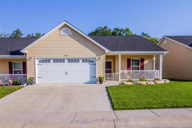 1037 Hawk Ridge Drive, Union, MO 63084 (#19067570) :: The Becky O'Neill Power Home Selling Team