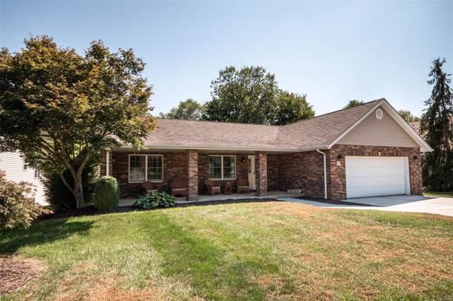 710 E Wood Drive, Columbia, IL 62236 (#19067606) :: Fusion Realty, LLC