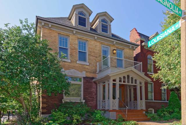 3400 Magnolia Avenue, St Louis, MO 63118 (#19067618) :: Clarity Street Realty