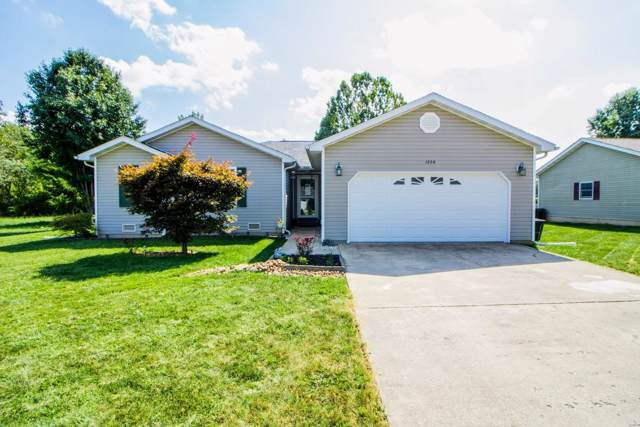 1220 Turkey Run, Rolla, MO 65401 (#19067639) :: Clarity Street Realty