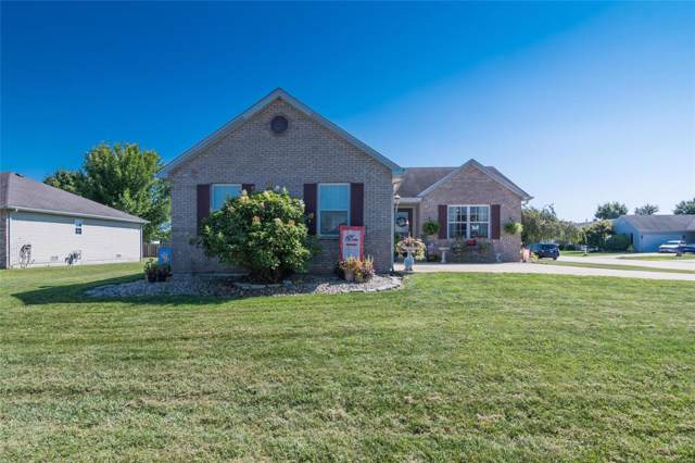 21 Doe Court, Moro, IL 62067 (#19067648) :: Holden Realty Group - RE/MAX Preferred