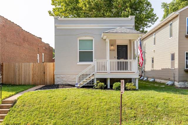 4338 Connecticut Street, St Louis, MO 63116 (#19067689) :: Clarity Street Realty