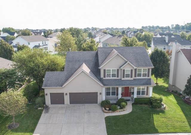 125 Barrington Lake Drive, Dardenne Prairie, MO 63368 (#19067790) :: Realty Executives, Fort Leonard Wood LLC