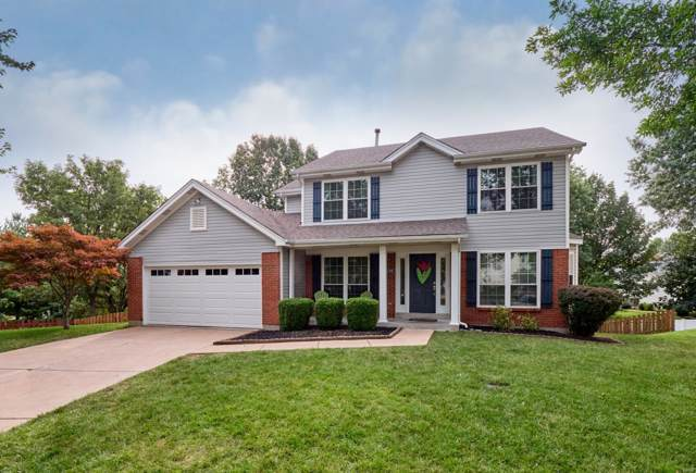 7306 Summerview Manor, St Louis, MO 63129 (#19067791) :: Holden Realty Group - RE/MAX Preferred
