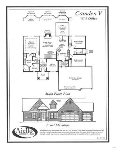 513 Stonewolf Creek Drive, Wentzville, MO 63385 (#19067843) :: Realty Executives, Fort Leonard Wood LLC