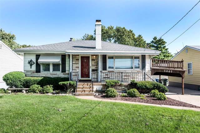 3803 Weber Road, St Louis, MO 63125 (#19067858) :: Clarity Street Realty