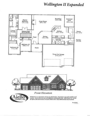 511 Stonewolf Creek Drive, Wentzville, MO 63385 (#19067864) :: Realty Executives, Fort Leonard Wood LLC