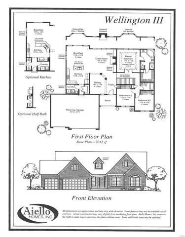 505 Stonewolf Creek Drive, Wentzville, MO 63385 (#19067877) :: Realty Executives, Fort Leonard Wood LLC
