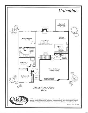 503 Stonewolf Creek Drive, Wentzville, MO 63385 (#19067883) :: Sue Martin Team