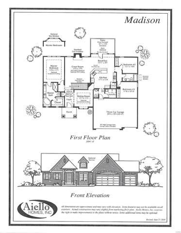 501 Stonewolf Creek Drive, Wentzville, MO 63385 (#19067887) :: Realty Executives, Fort Leonard Wood LLC