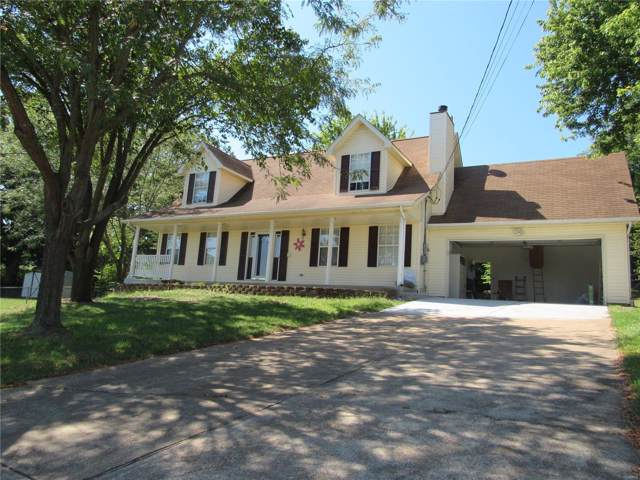 1069 Haley, Pacific, MO 63069 (#19067980) :: Clarity Street Realty