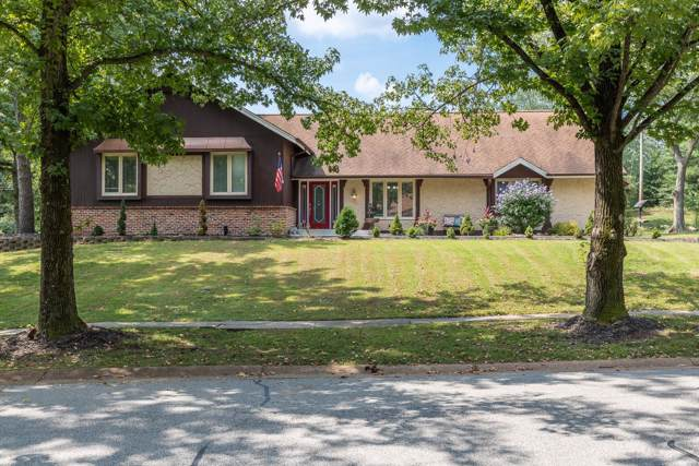 309 Falaise Drive, Creve Coeur, MO 63141 (#19068053) :: St. Louis Finest Homes Realty Group