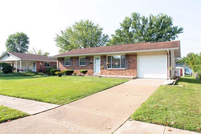 510 Patterson Lane, Florissant, MO 63031 (#19068056) :: Matt Smith Real Estate Group