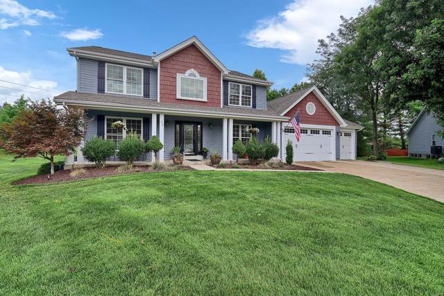 25 Muirfield Ridge Court, Saint Charles, MO 63304 (#19068121) :: The Kathy Helbig Group