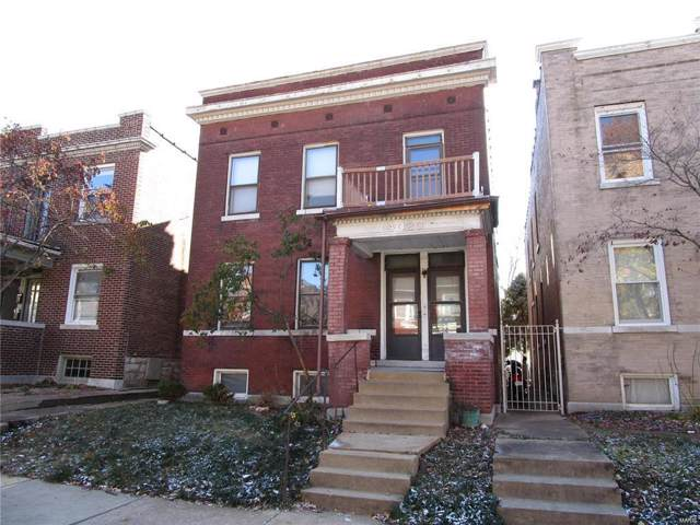 4020 Flad Avenue, St Louis, MO 63110 (#19068137) :: RE/MAX Professional Realty