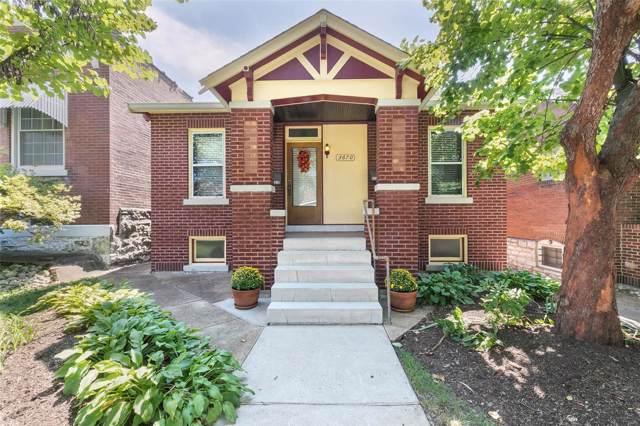 3670 Liermann Avenue, St Louis, MO 63116 (#19068237) :: Clarity Street Realty