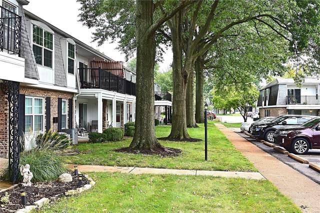 1660 Blue Ridge Drive H, St Louis, MO 63125 (#19068320) :: Hartmann Realtors Inc.