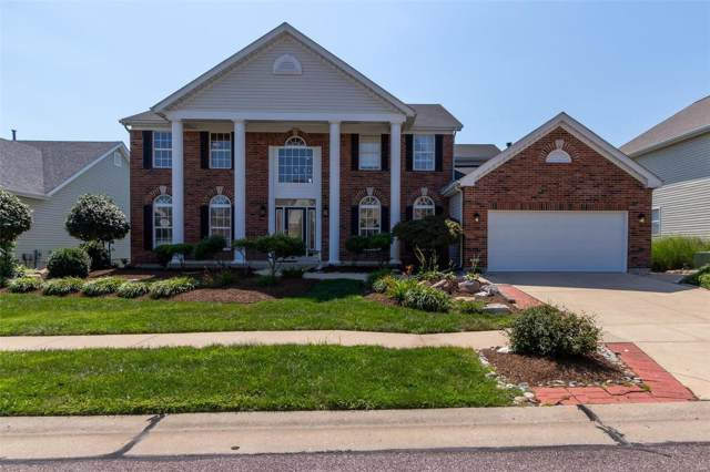 110 Greycliff Manor Drive, St Louis, MO 63129 (#19068340) :: Holden Realty Group - RE/MAX Preferred