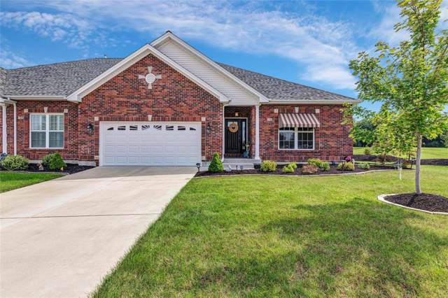 190 Bear Creek Drive, Wentzville, MO 63385 (#19068383) :: Kelly Hager Group | TdD Premier Real Estate