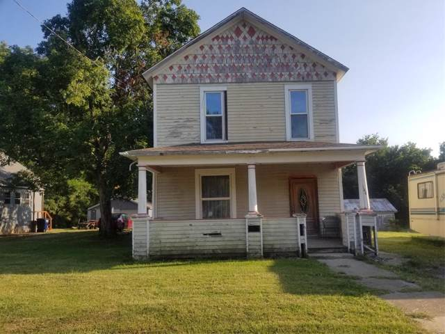 144 E Main Street, OAKDALE, IL 62268 (#19068422) :: RE/MAX Professional Realty