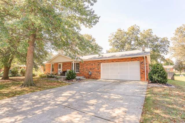 101 N 11th, New Baden, IL 62265 (#19068441) :: The Becky O'Neill Power Home Selling Team