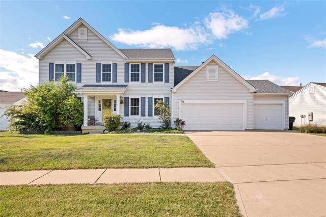 53 Bear Claw Court, Wentzville, MO 63385 (#19068472) :: The Kathy Helbig Group
