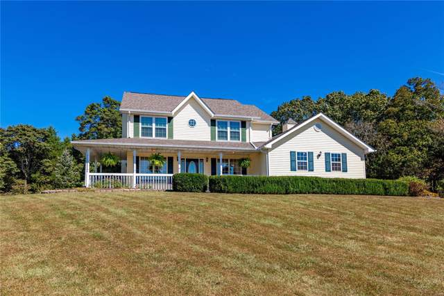 4783 Quail Run Road, Farmington, MO 63640 (#19068492) :: Peter Lu Team