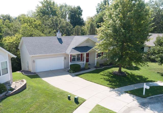 50 Spring Water Court, Wentzville, MO 63385 (#19068523) :: Clarity Street Realty