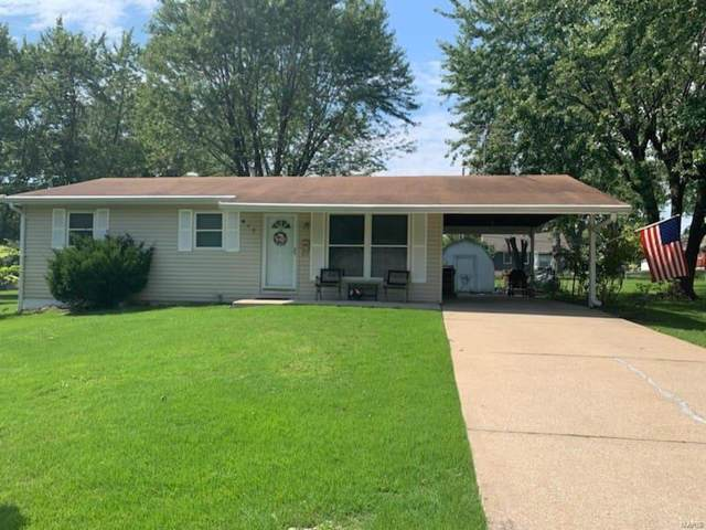 609 4th Street, Warrenton, MO 63383 (#19068556) :: The Becky O'Neill Power Home Selling Team