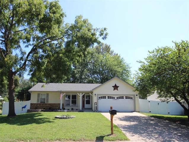 2402 Amarillo Drive, O'Fallon, MO 63368 (#19068576) :: Kelly Hager Group | TdD Premier Real Estate