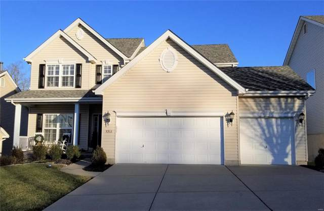 5318 Mirasol Manor Way, Eureka, MO 63025 (#19068578) :: Clarity Street Realty