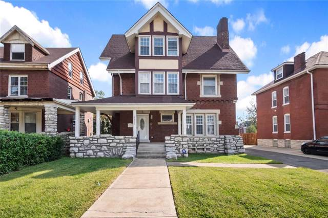5922 Cates Avenue, St Louis, MO 63112 (#19068596) :: RE/MAX Vision