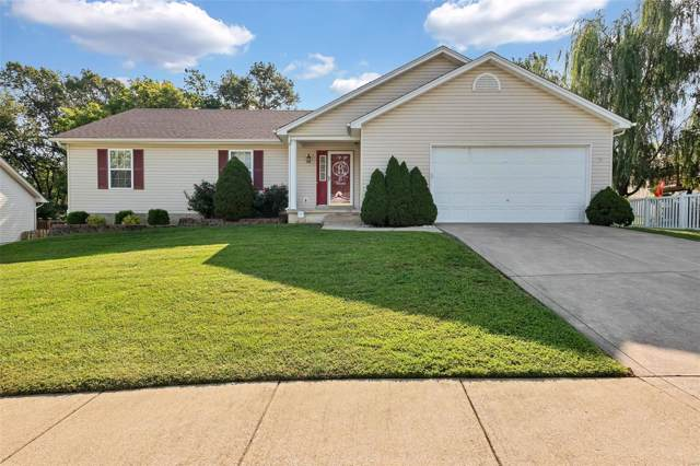 132 Stage Coach Landing, Saint Peters, MO 63376 (#19068597) :: Kelly Hager Group | TdD Premier Real Estate