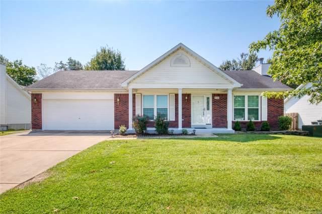 1446 Chambers Drive, O'Fallon, MO 63366 (#19068612) :: Matt Smith Real Estate Group