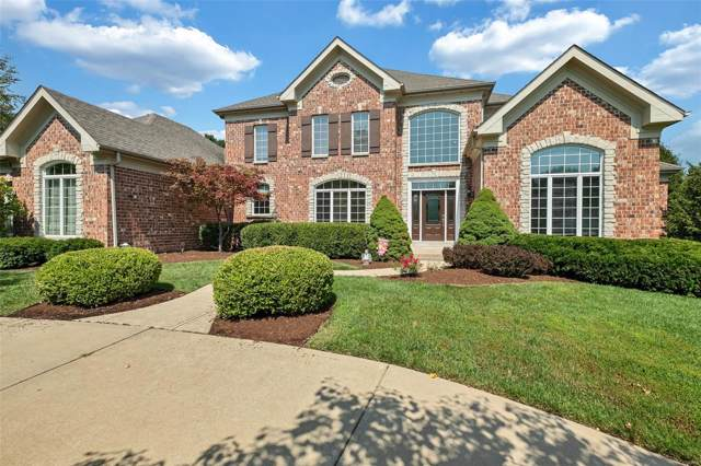4520 Woodland Drive, Lake St Louis, MO 63367 (#19068630) :: Holden Realty Group - RE/MAX Preferred