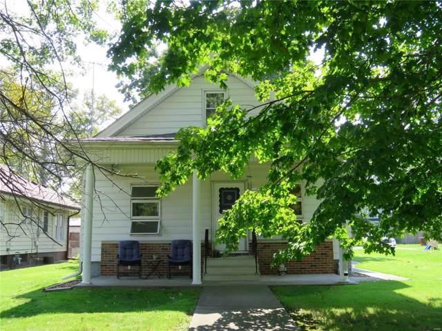 214 E Elm Street, GILLESPIE, IL 62033 (#19068649) :: Clarity Street Realty
