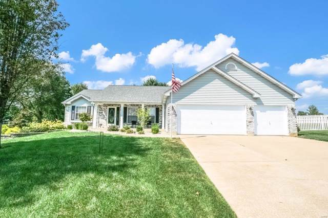 105 Fawn Lake Court, Saint Peters, MO 63376 (#19068654) :: Kelly Hager Group | TdD Premier Real Estate