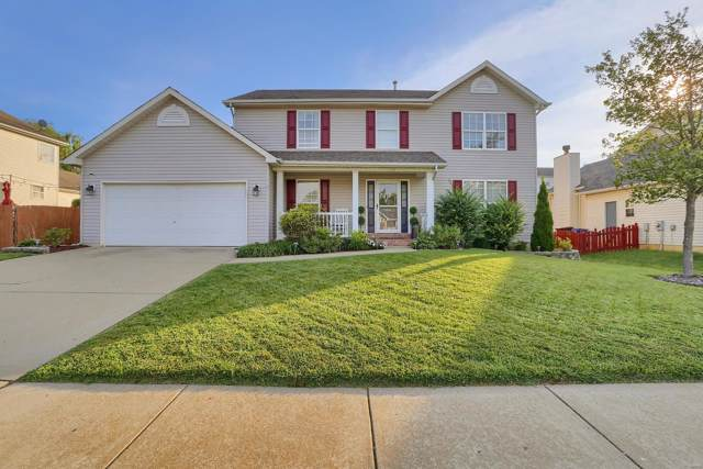 512 Great Oaks Meadow Dr, Wentzville, MO 63385 (#19068684) :: Kelly Hager Group | TdD Premier Real Estate