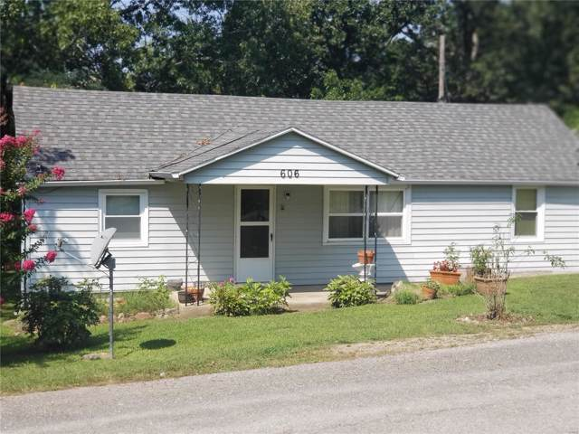 606 2nd, Waynesville, MO 65583 (#19068694) :: RE/MAX Professional Realty