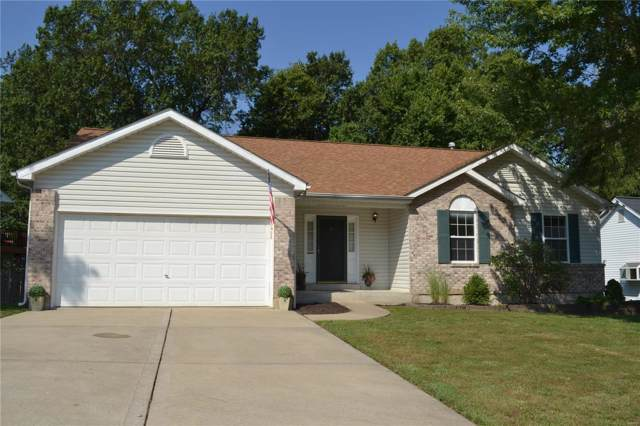 125 Stage Coach Landing Drive, Saint Peters, MO 63376 (#19068736) :: Clarity Street Realty