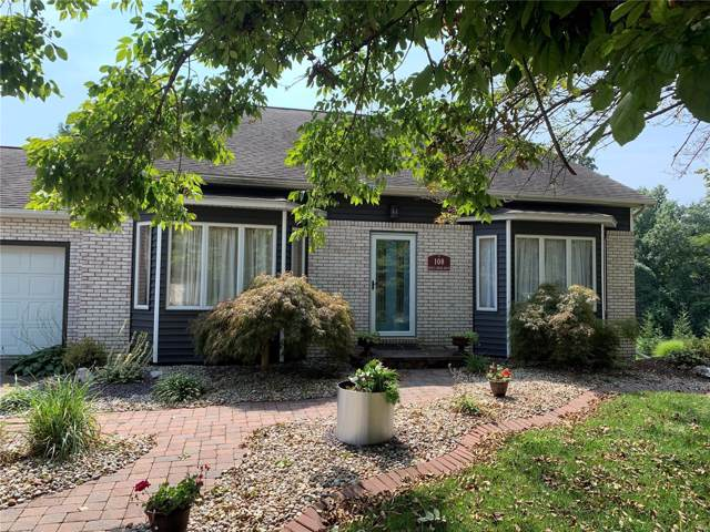 108 Cross Creek Drive, Bethalto, IL 62010 (#19068746) :: Holden Realty Group - RE/MAX Preferred
