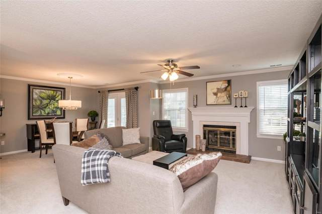 213 Country Club Vw, Edwardsville, IL 62025 (#19068756) :: The Becky O'Neill Power Home Selling Team